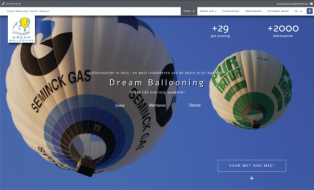 HEPTO Webdesign Website Webshop Dreamballooning